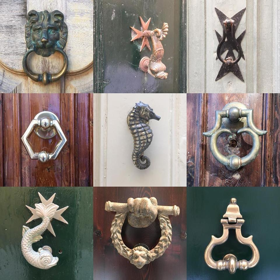 1825_door_knockers_vittoriosa